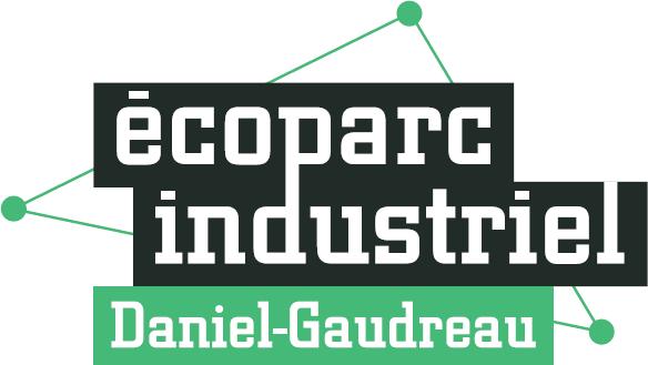 Logo Écoparc Industriel Daniel-Gaudreau de Victoriaville