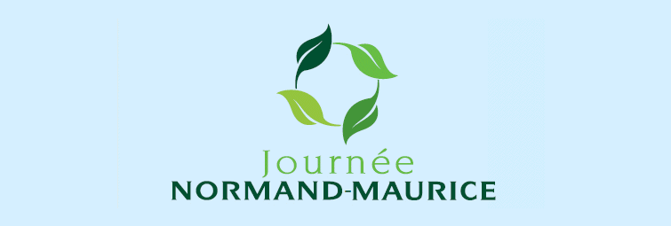 Logo de la Journée Normand-Maurice