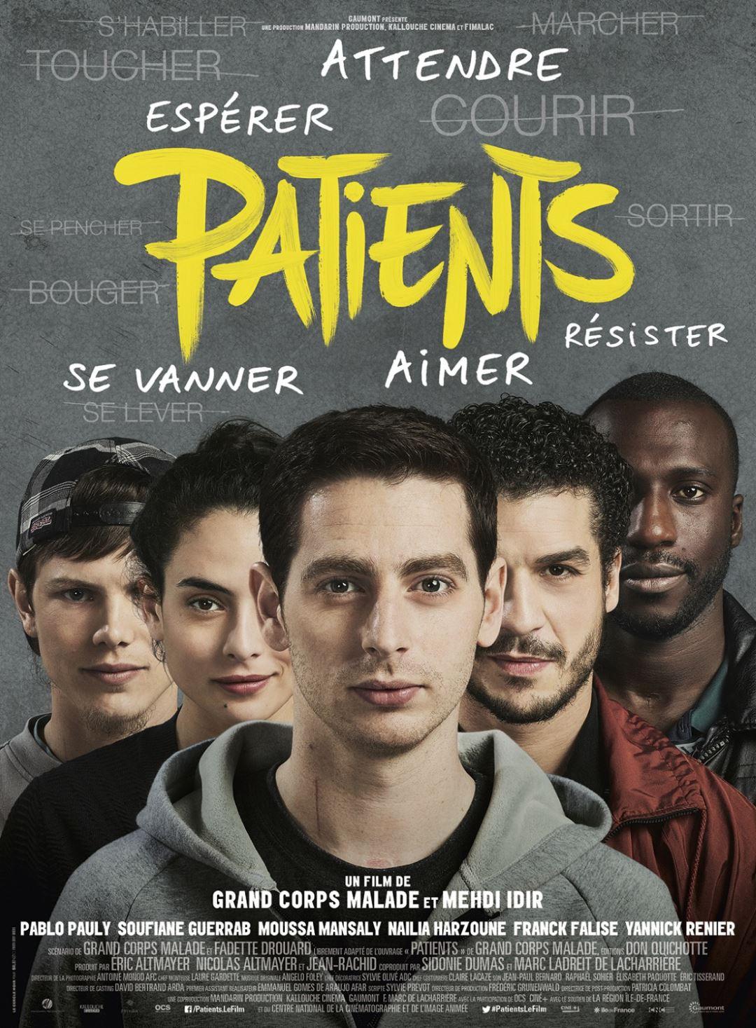 Source: Criterion film patient