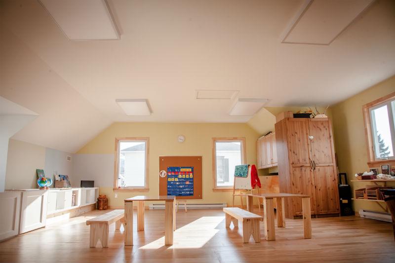 Je réveille mon corps - Académie Montessori
