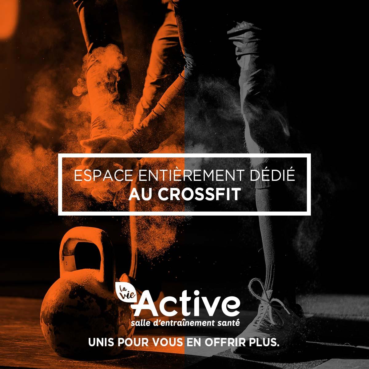 Crossfit - La Vie Active