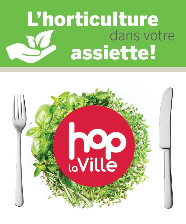 Hop la Ville, horticulture-web