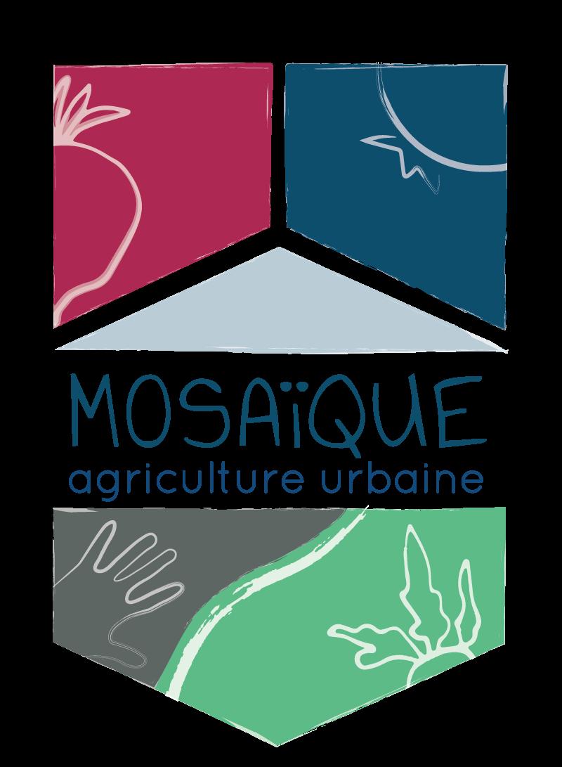 Mosaïque agriculture urbaine