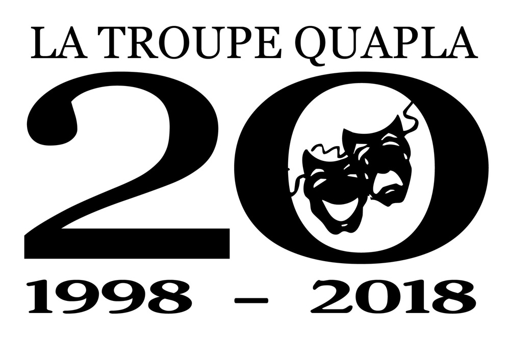 Logo de la Troupe Quapla