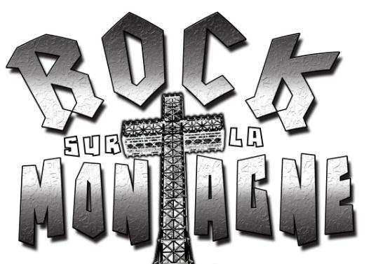 Logo Rock sur la montagne