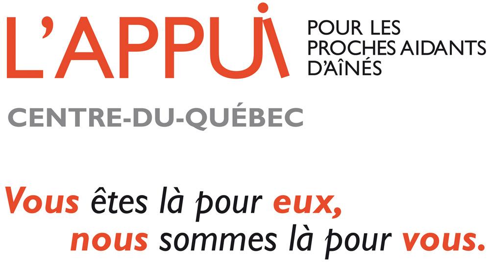 Logo L'Appui Centre-du-Québec