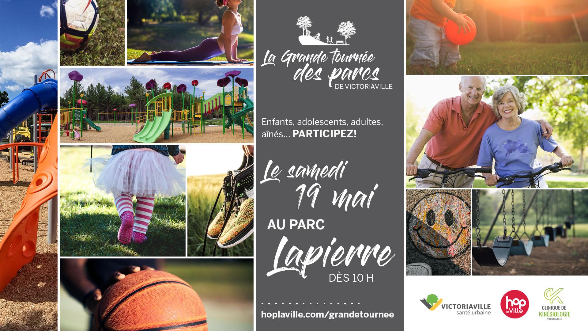 La Grande tournée des parcs - Lapierre