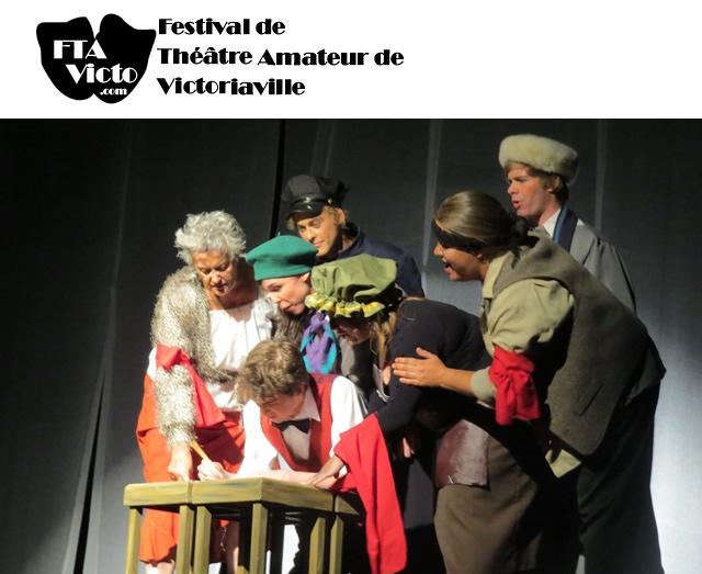 Festival de théâtre amateur de Victoriaville
