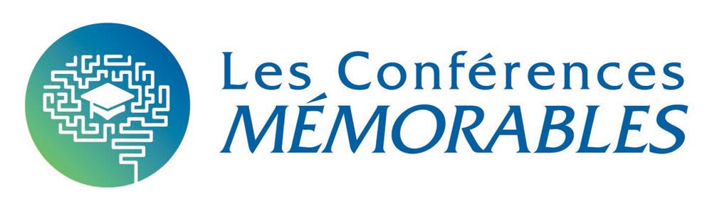 Logo Conférences mémorables