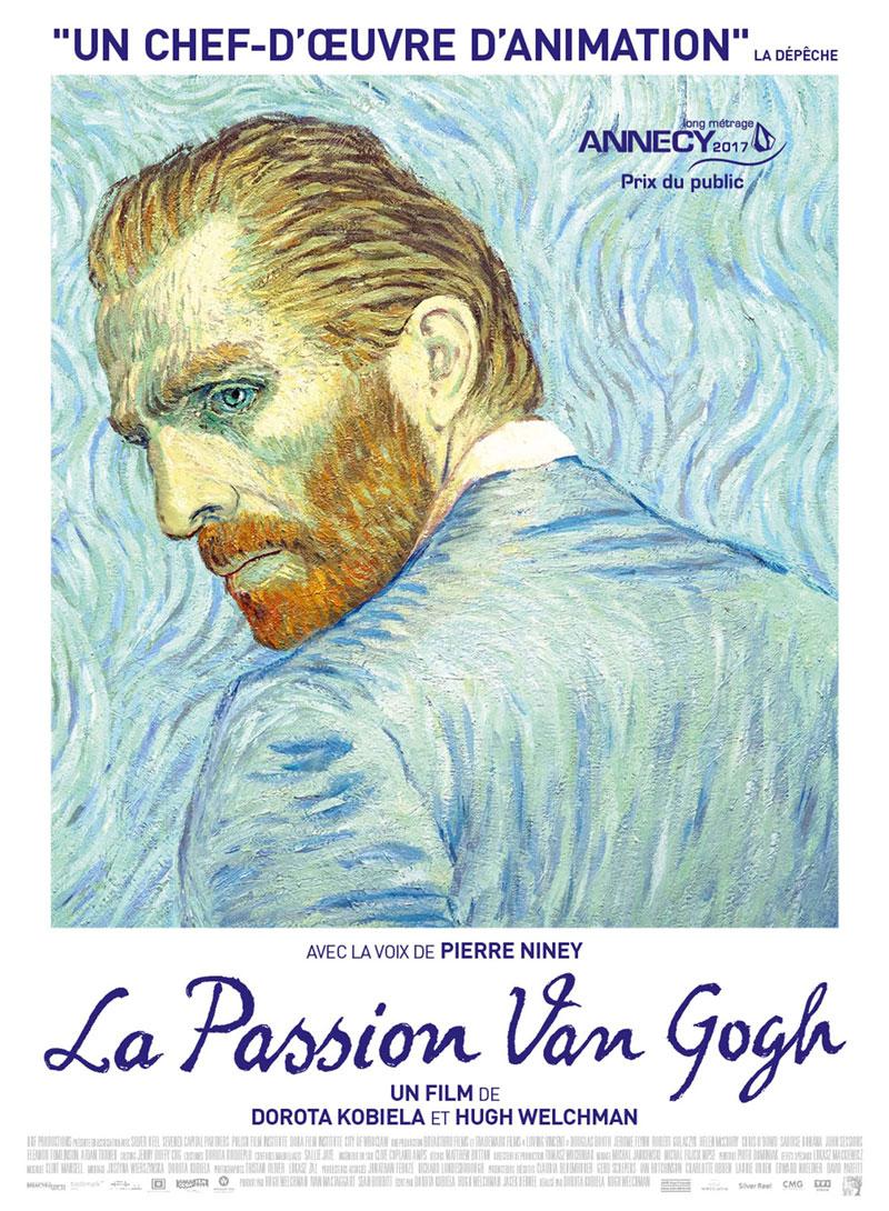 95 minutes - La passion de Van Gogh