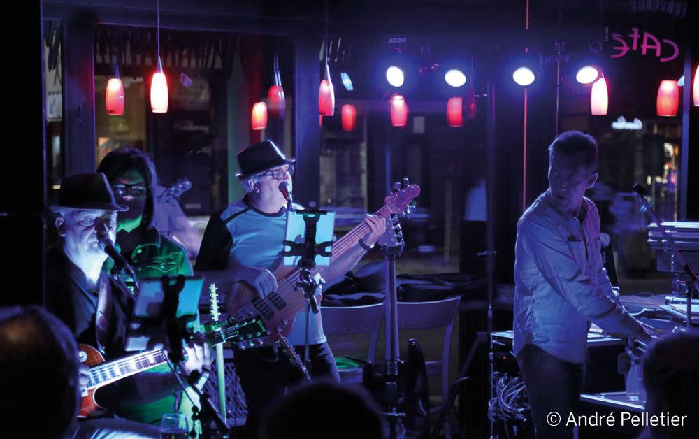 Garage Blues Rock