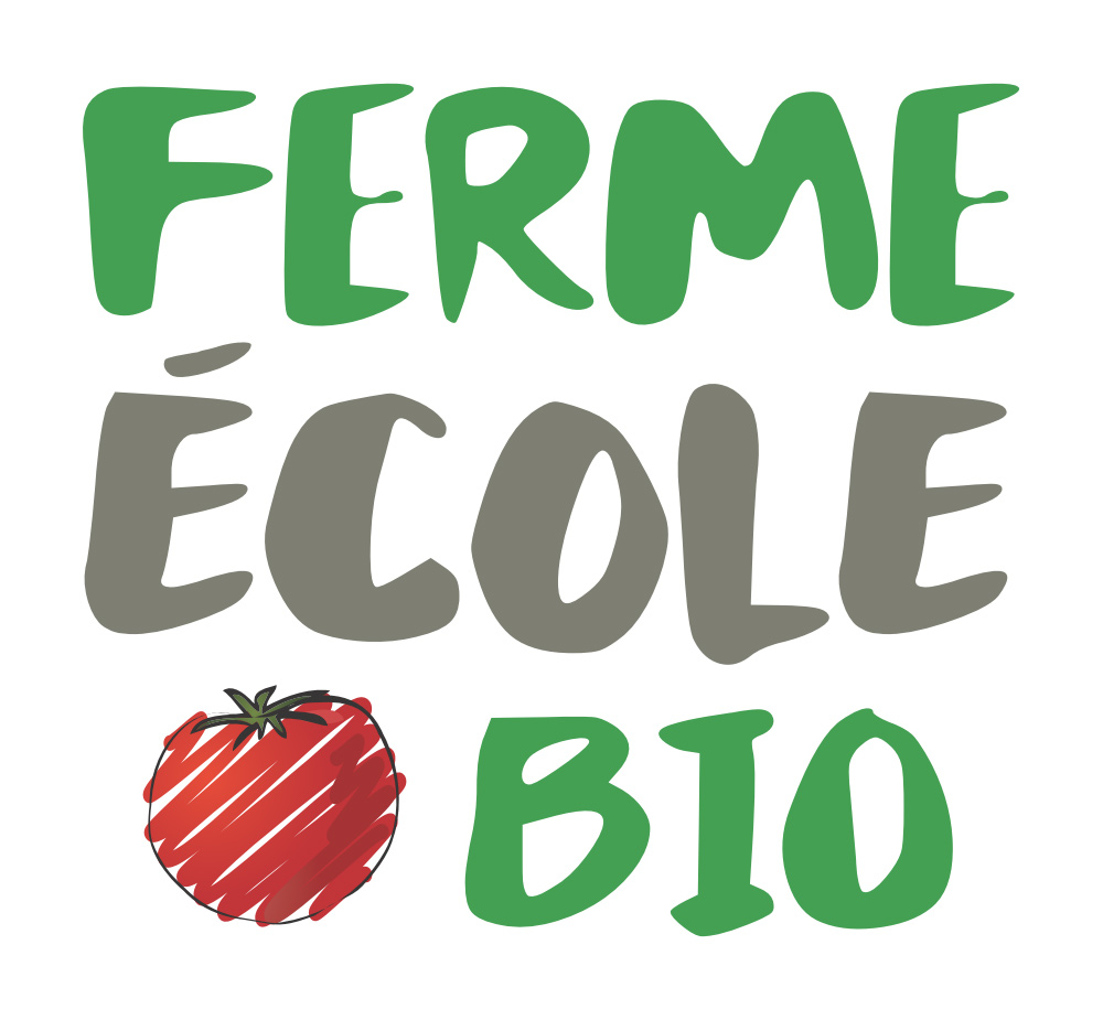 Logo Ferme-École Bio