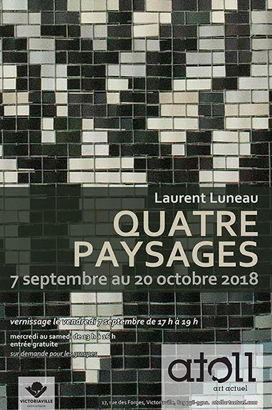Quatre paysages - Laurent Luneau