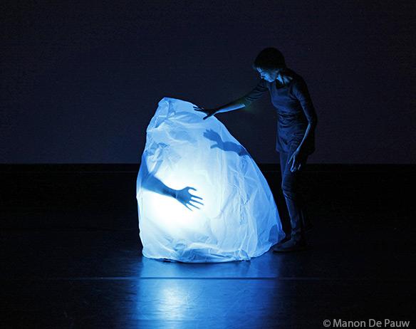 Exposition: Corps de lumière - Manon De Pauw