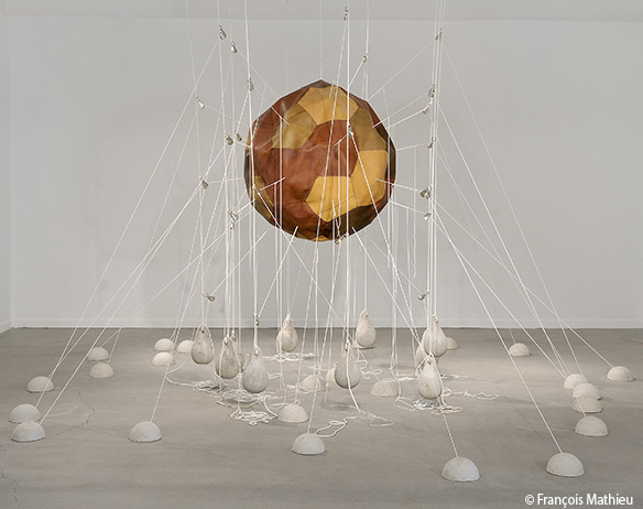 Exposition: L'architecture des choses - François Mathieu