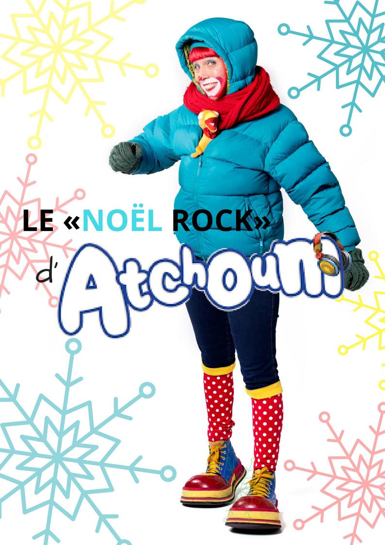 Le Noël Rock d'Atchoum