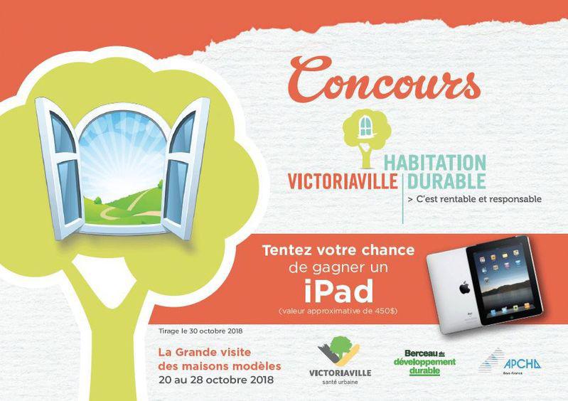 Concours iPad
