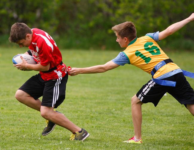 Rugby, Club Rabaska, partenaire Hop la Ville