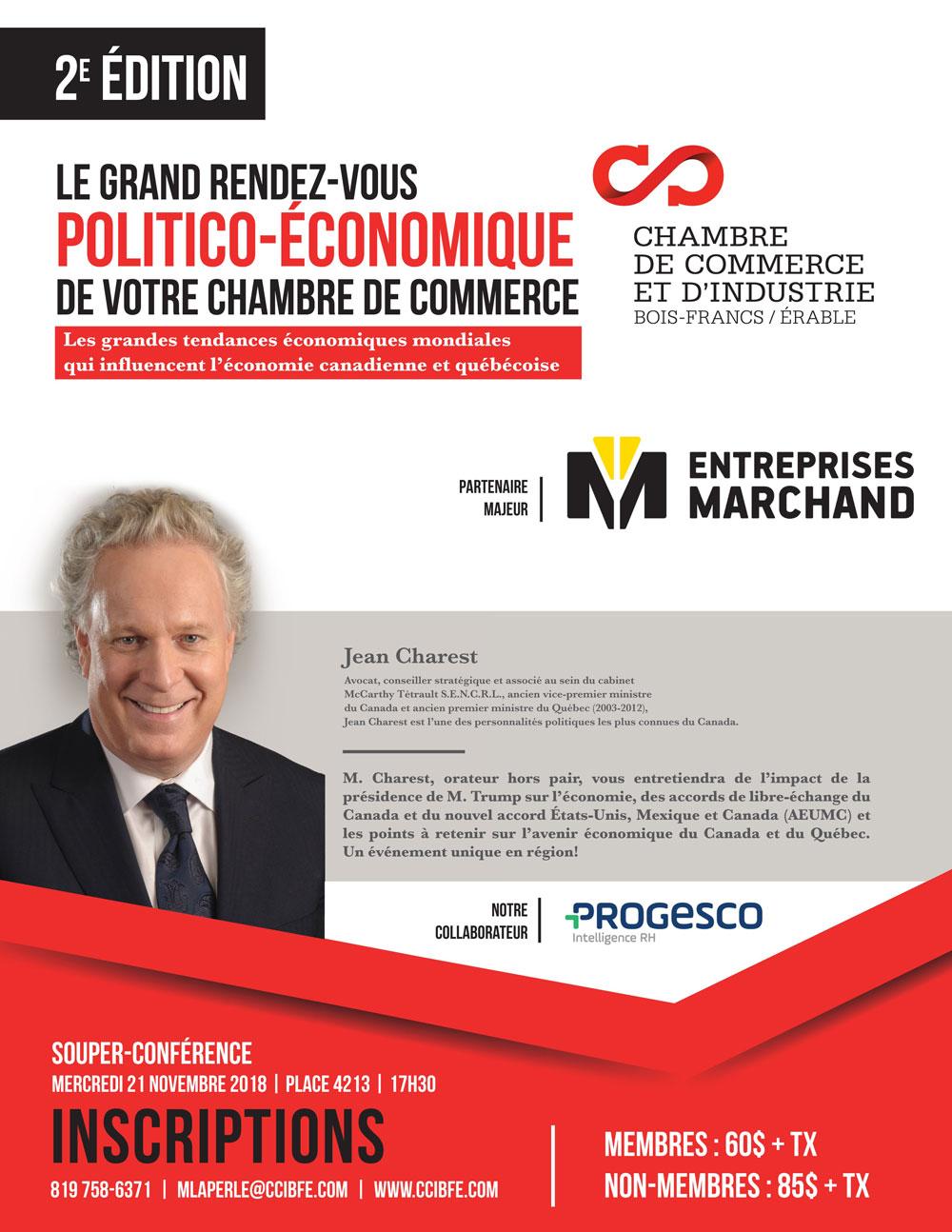 Affiche officielle de l'événement