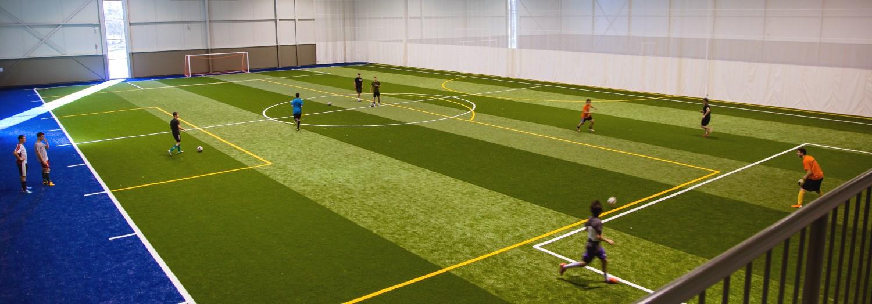 Soccer au Complexe multisport Promutuel