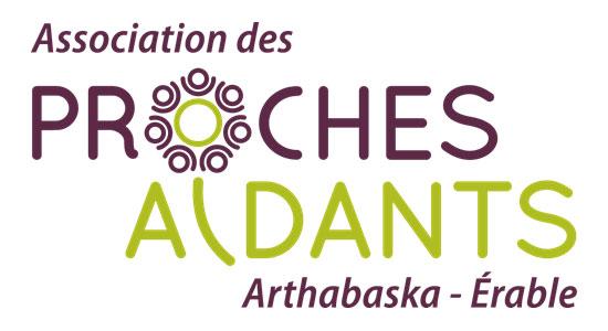 Logo de l'Association des proches aidants Arthabaska-Érable