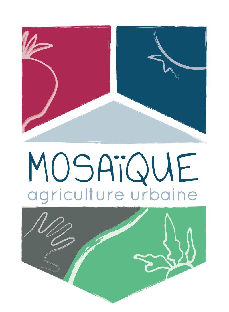 Logo Mosaïque
