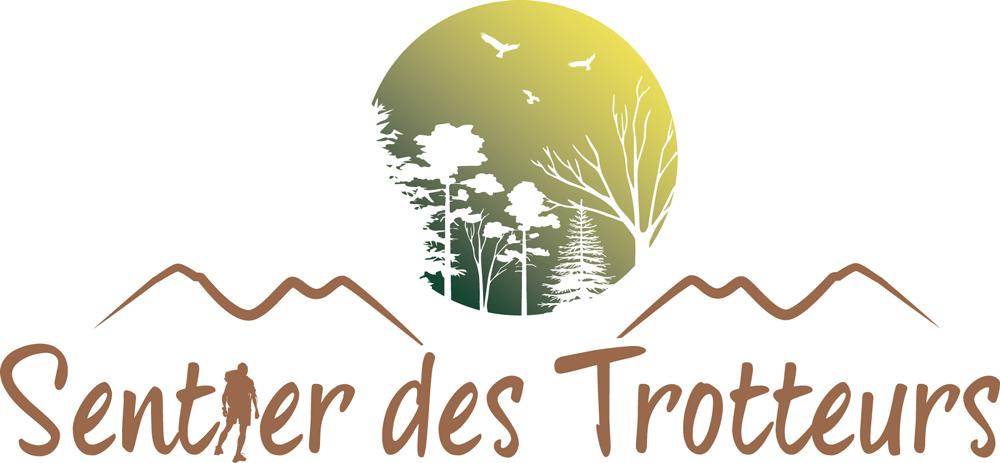 Logo Sentier des trotteurs