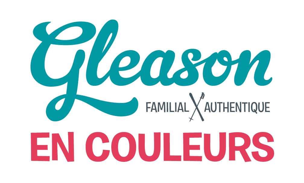 Logo Gleason en couleurs