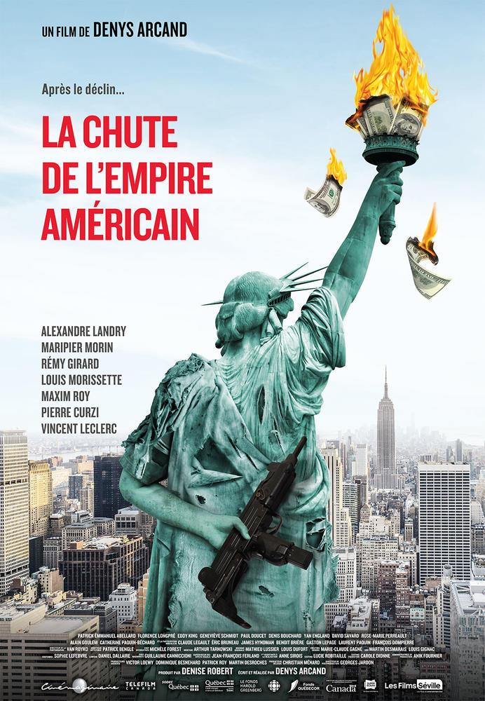 La chute de l'empire américain - 2h09