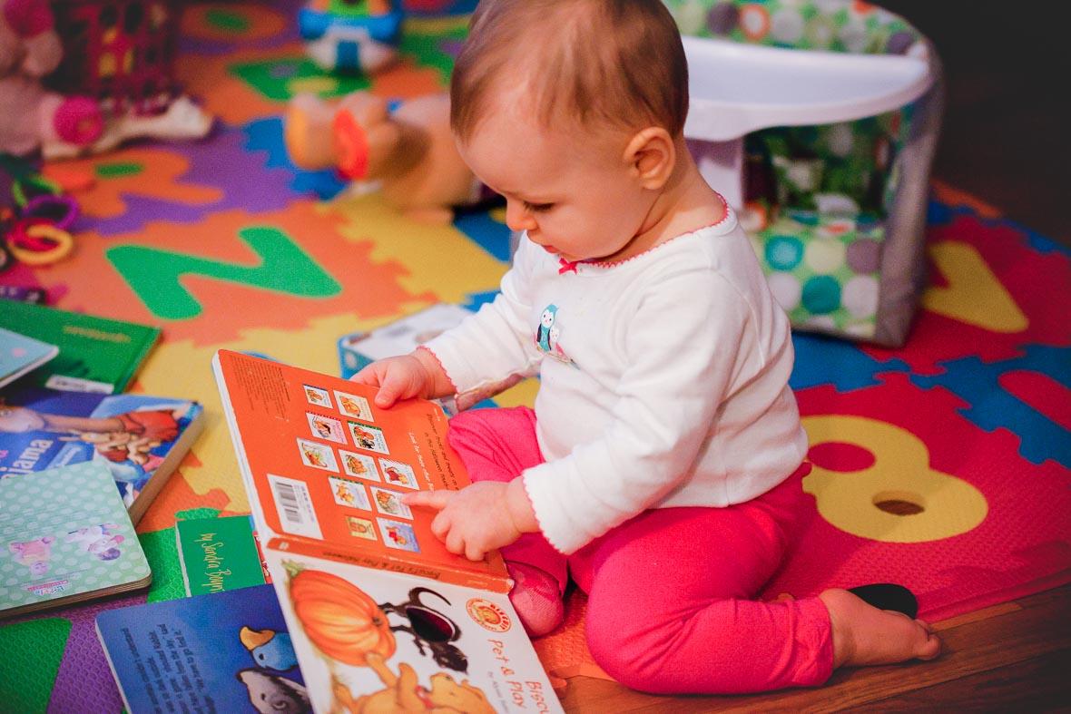 Éveil à la lecture