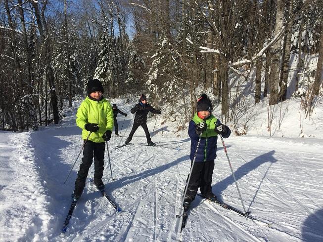 Ski de fond (classique)