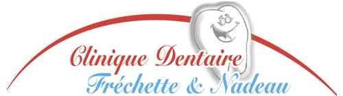Logo Clinique dentaire Fréchette et Nadeau