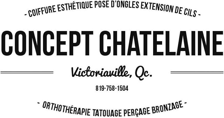 Logo Concept Châtelaine
