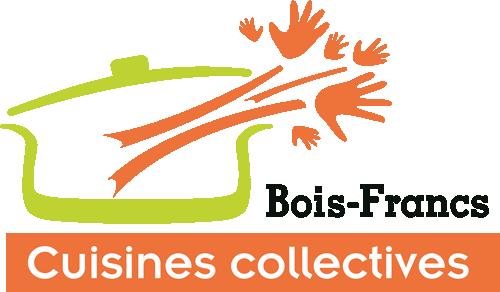 Logo Cuisines collectives des Bois-Francs