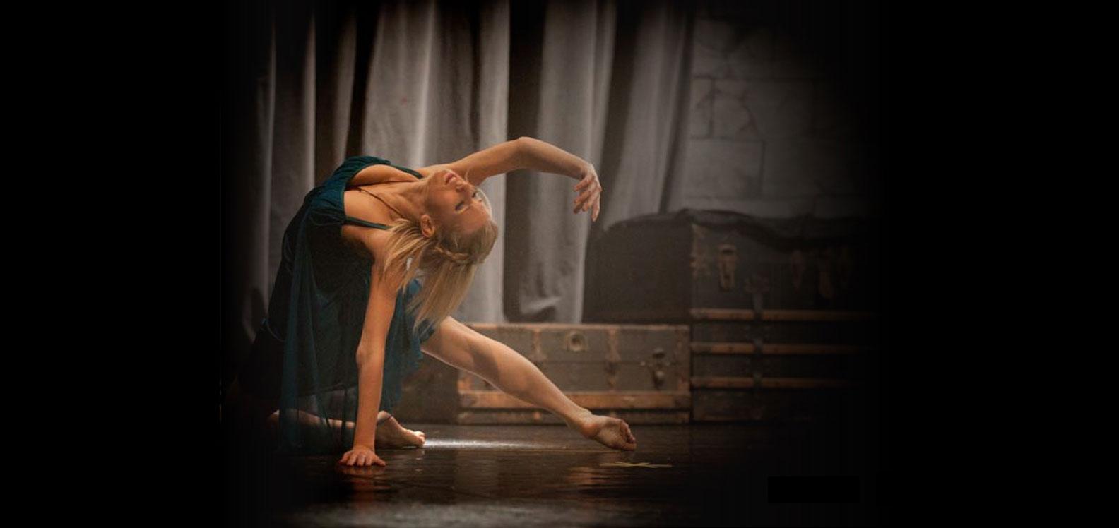 École de danse L'Entre-Choc du Quartier Notre-Dame, au centre-ville de Victoriaville
