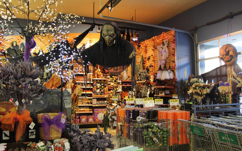 Accessoires et décorations d'Halloween chez Lecompte, maison et style de vie de Victoriaville