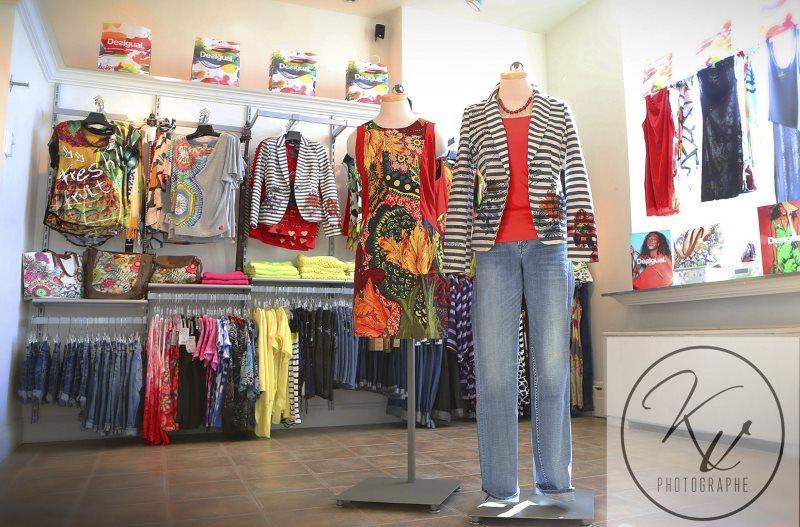 Boutique Fan Club du Quartier Notre-Dame, au centre-ville de Victoriaville
