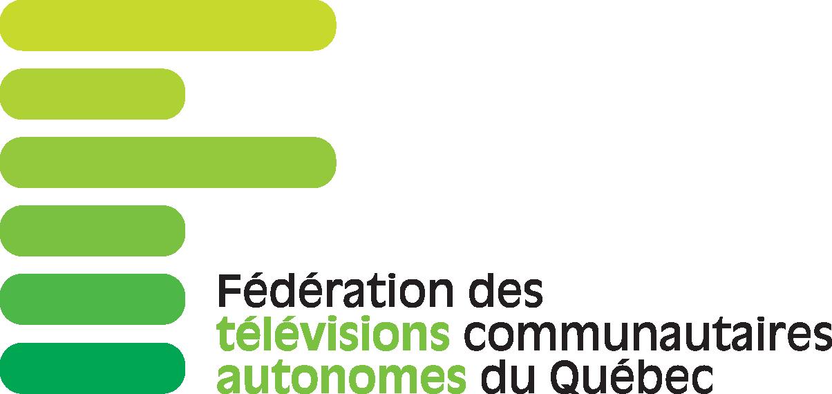 Logo Fédération des télévisions communautaires autonomes du Québec