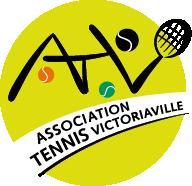 Logo Association de tennis de Victoriaville