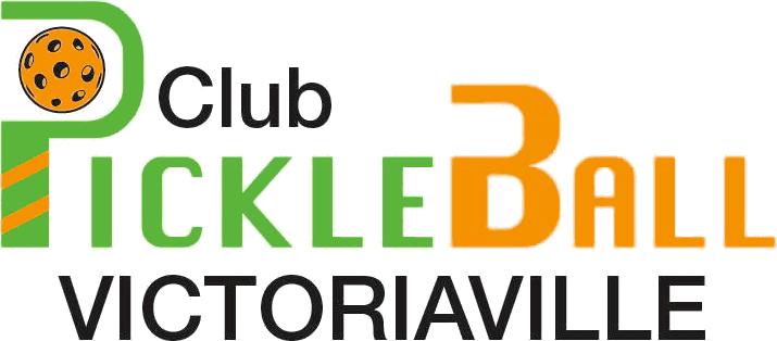 Logo Club de Pickleball de Victoriaville