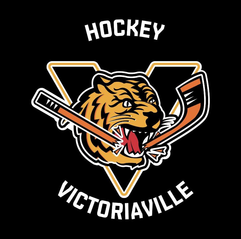 Logo Association du hockey mineur Victoriaville