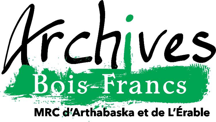 Logo Archives Bois-Francs