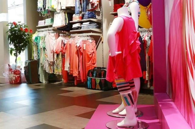 La boutique Amis pour la vie du Quartier Notre-Dame, au centre-ville de Victoriaville