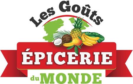 Logo Les Goûts du Monde
