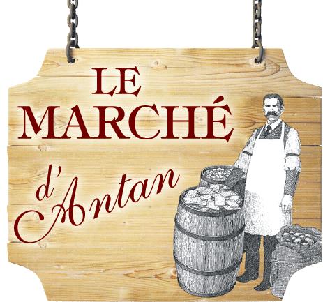 Logo Marché d'Antan