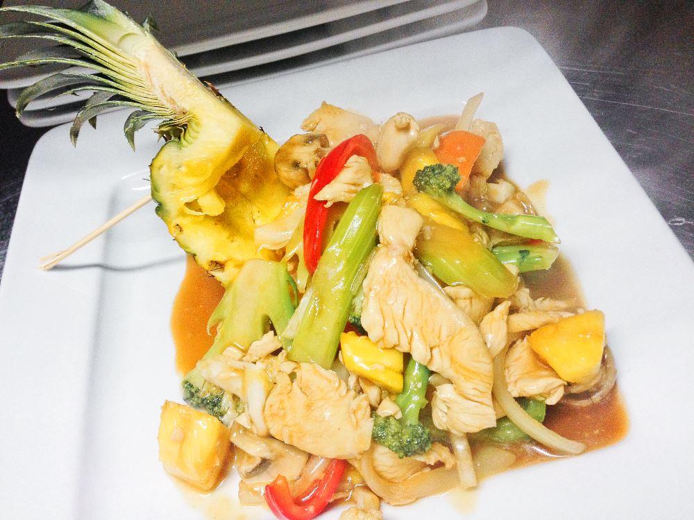 Restaurant Asie Plus du Quartier Notre-Dame, au centre-ville de Victoriaville