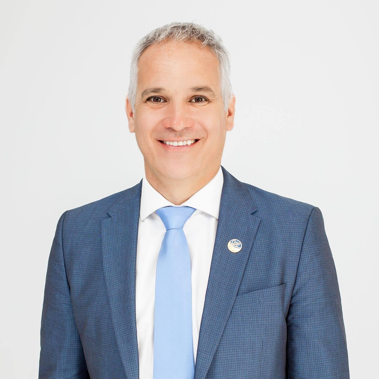 Éric Lefebvre, député d'Arthabaska