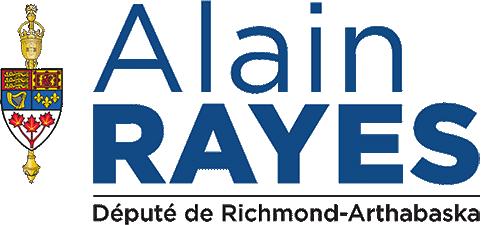 Logo Alain Rayes (député fédéral)