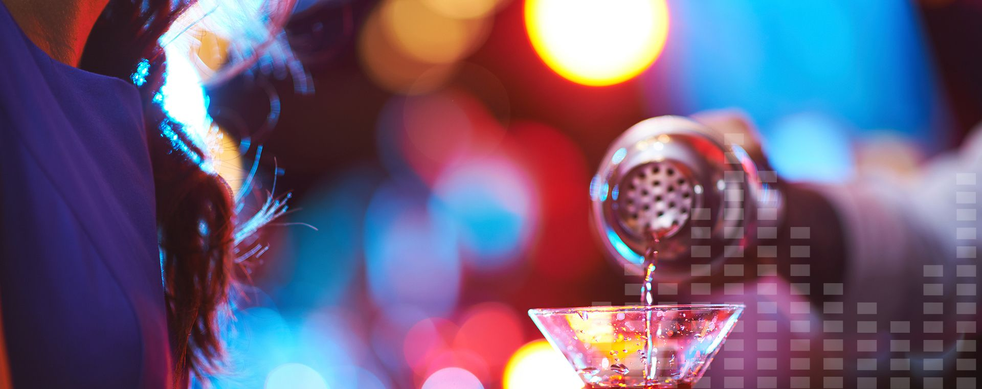 L'Évaz Night Club du Quartier Notre-Dame, au centre-ville de Victoriaville