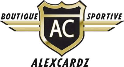 Logo Boutique sportive Alexcardz